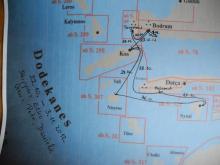 Segeltörn griechische Inseln